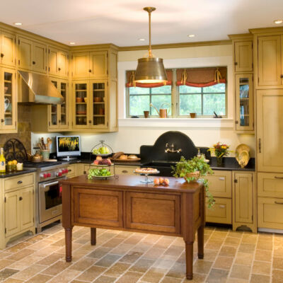 Kitchen Cabinetry 03-01