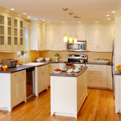 Kitchen Cabinetry 04-01