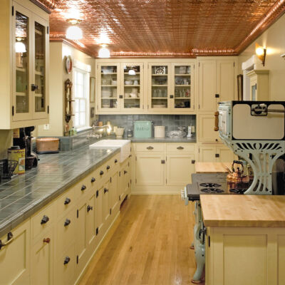 Kitchen Cabinetry 05-01