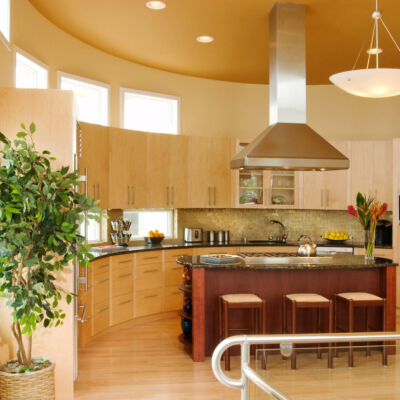 Kitchen Cabinetry 08-01