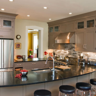Kitchen Cabinetry 09-01