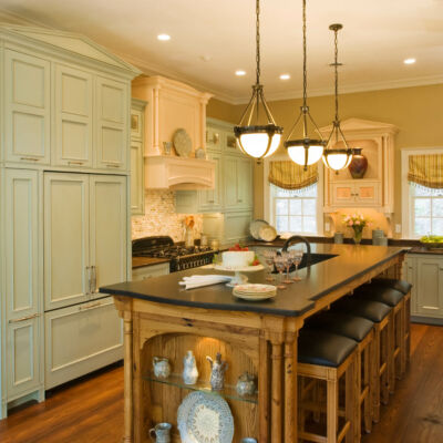 Kitchen Cabinetry 11-01