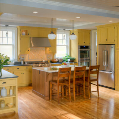 Kitchen Cabinetry 12-01