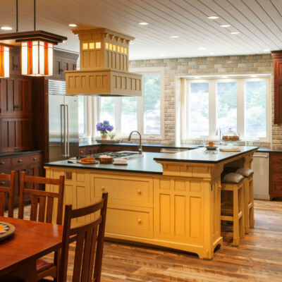 Kitchen Cabinetry 25-01