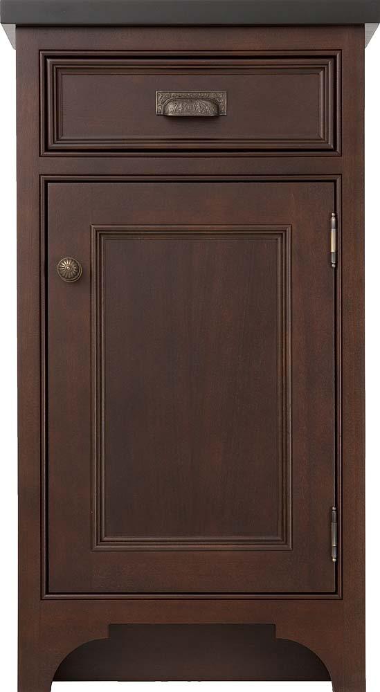 Amherst Door in Beaded Inset Face Frame