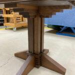 Prairie Table - Underside View