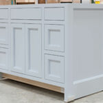 Vanity cabinet - Right Side