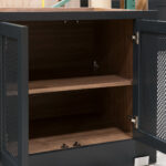 Theater cabinet - Right Doors Open