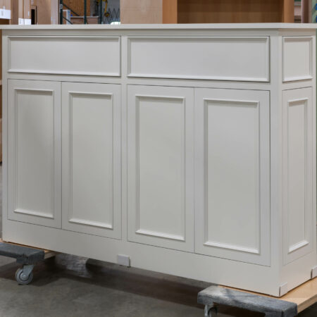 TV Lift Cabinet - Right Side