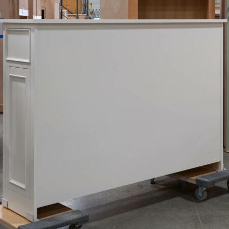 TV Lift Cabinet - Back