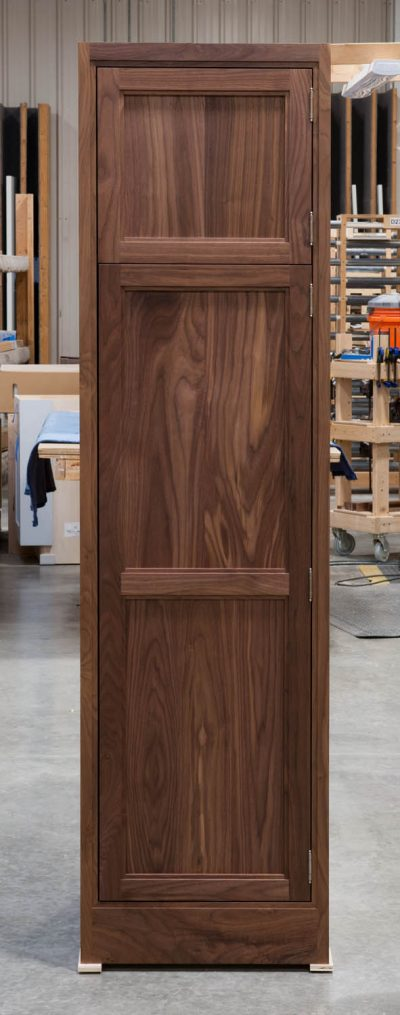 Tall Cabinet With No Mid Rail