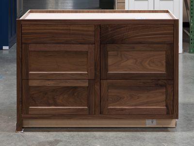Six Drawer Base Cabinet