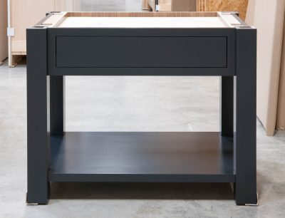 Four Post Base Cabinet