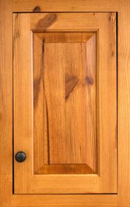 Blum hinge door - Door is tilted left