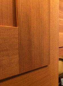 Blum hinge door - Door is too far out