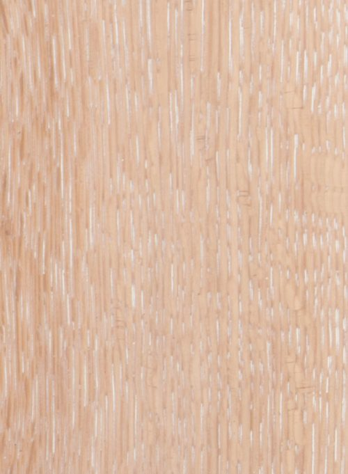 Quartersawn White Oak - Natural with Surf Highlights