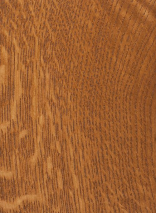 Quartersawn White Oak - Vintage Brown