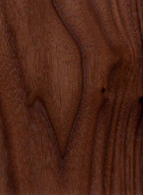 American Black Walnut - Natural
