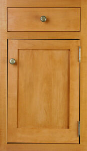 Door Tilts Right